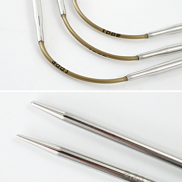 編み針 『addiCraSyTrio SHORT (アディクレイジートリオ・ショート) 針サイズ3.25mm』 addi アディ