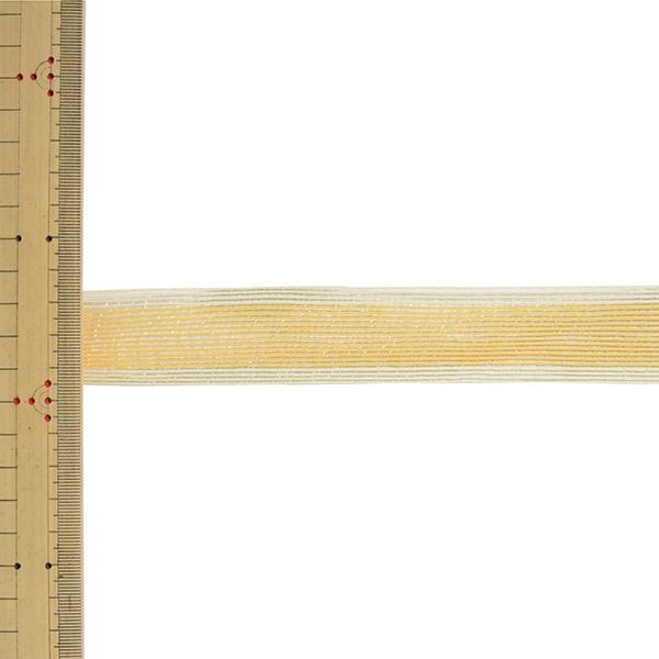【数量5から】 リボン 『パピエルバン 幅約3.2cm 2番色 46381』 TOKYO RIBBON 東京リボン