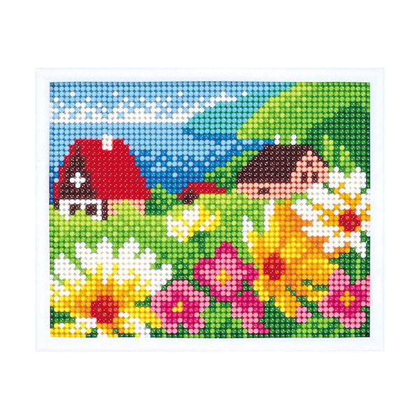 ビーズキット 『スキルミニギャラリー 花と風景 MG-28』