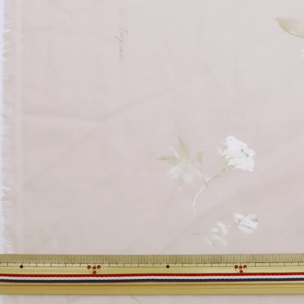 【数量5から】生地 『New morning(ニューモーニング)� 綿シルク ピンク EGX-11001-1D』 KOKKA コッカ