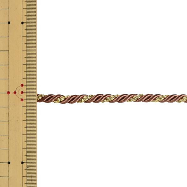 【数量5から】 手芸ひも 『ツイストコード 幅約7mm 157番色』