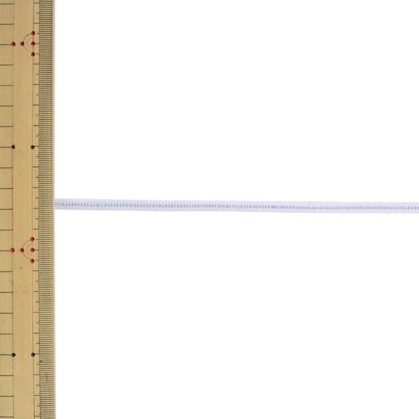 【数量5から】 リボン 『GR・ラメステッチ 幅約5mm 1番色 40993』 TOKYO RIBBON 東京リボン