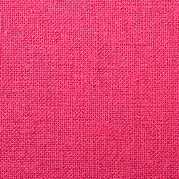 【数量5から】生地 『麻スラブ ピンク』