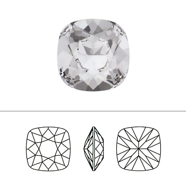 スワロフスキー 『#4470 Cushion Cut Fancy Stone グレージュ 12mm 1粒』 SWAROVSKI スワロフスキー社