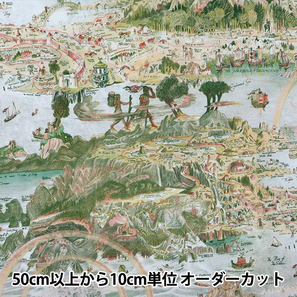 【数量5から】生地 『LIBERTY リバティプリント タナローン ストーリー・アイランド 3631144-SD21A』 Liberty Japan リバティジャパン