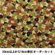 【数量5から】生地 『ツイルプリント生地 迷彩花柄 グリーン系 KTS6558-D』 COTTON KOBAYASHI コットンこばやし 小林繊維