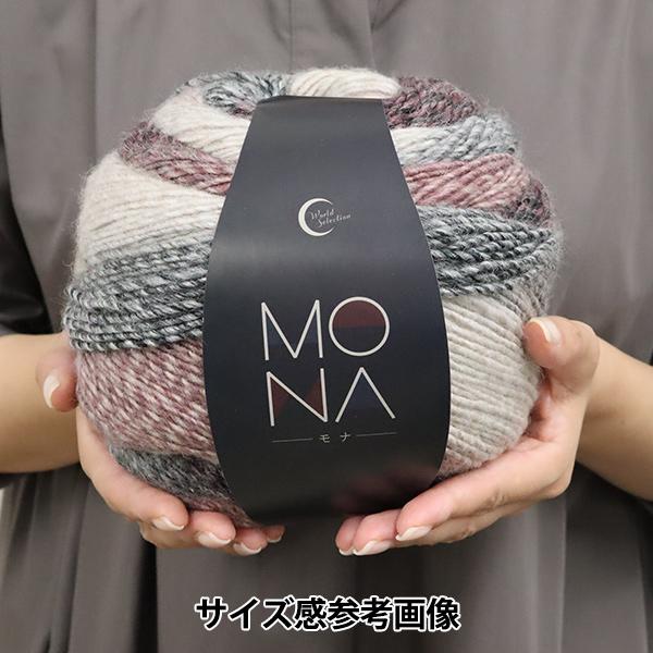 秋冬毛糸 『MONA (モナ) 22110番色』【ユザワヤ限定商品】
