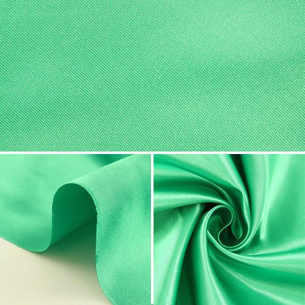 【数量5から】生地 『セラミカサテン 310-YB 緑』