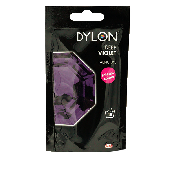染色 『プレミアムダイ 30 Intense Violet』 染色 家庭用染料 スニーカー染め タイダイ染め DYLON ダイロン