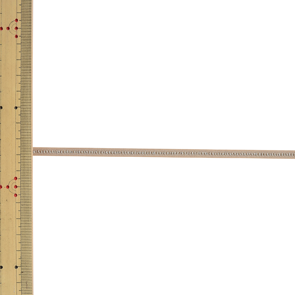 【数量5から】 リボン 『GR・ラメステッチ 幅約5mm 24番色 40993』 TOKYO RIBBON 東京リボン