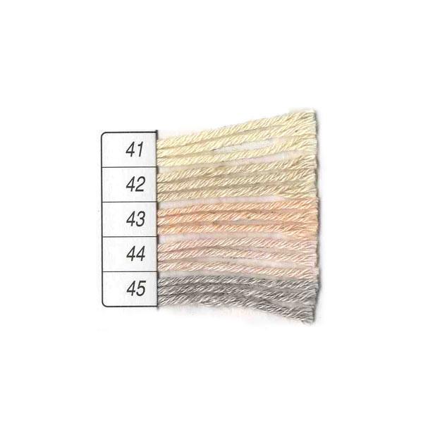 毛糸 『ポーム 彩土染め (ハニ染め) 43番色』 Hamanaka ハマナカ