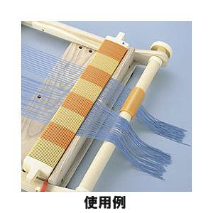 糸留め 『手織り機 咲きおり専用 40cm・60cm共通 ホルダー (糸留め) 3個入 57-962』 Clover クロバー