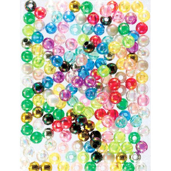 ビーズ 『DX丸ビーズ 14色MIX』