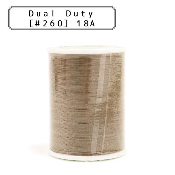 キルティング用糸 『Dual Duty(デュアルデューティ) 18A』 DARUMA ダルマ 横田