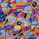 【数量5から】生地 『LIBERTY リバティプリント タナローン オーシャンブリーズ 2341121-SD21B』 Liberty Japan リバティジャパン