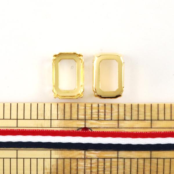 手芸金具 『#4610用 ゴールド 2個入』