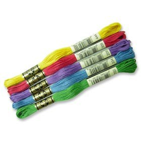 刺繍糸 『DMC(ディー・エム・シー) 25番刺しゅう糸 52番色』