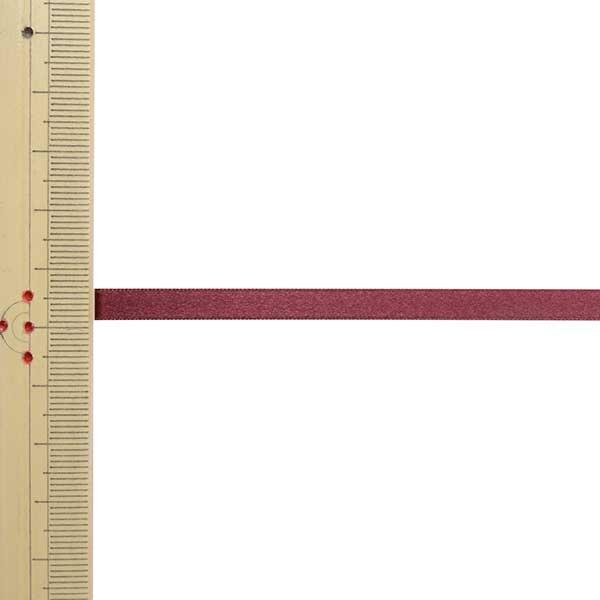 【数量5から】 リボン 『ポリエステル両面サテンリボン #3030 幅約6mm 18番色』