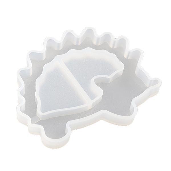 モールド 『Silicone Mold (シリコンモールド) ハリネズミ RSSC-137』 ERUBERU エルベール