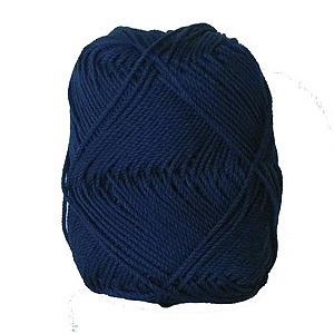 手織り用糸 『咲きおり用 たて糸 (太) ブルー 58-136』 Clover クロバー