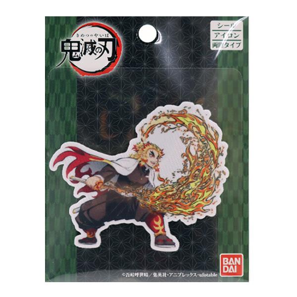 『鬼滅の刃ワッペン 煉獄杏寿郎 BAN25』 PIONEER パイオニア