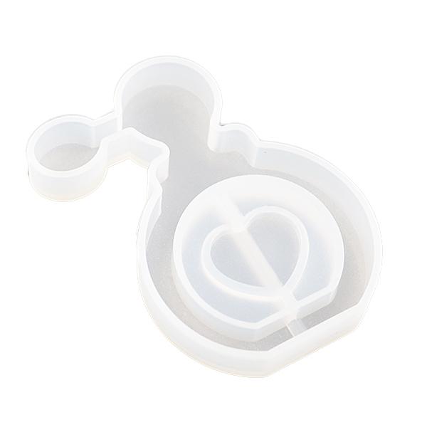 モールド 『Silicone Mold (シリコンモールド) 香水瓶 RSSC-138』 ERUBERU エルベール