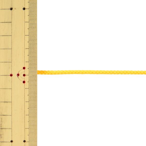 【数量5から】 手芸ひも 『アクリルコード 細 幅約3mm 003番色 A2000』