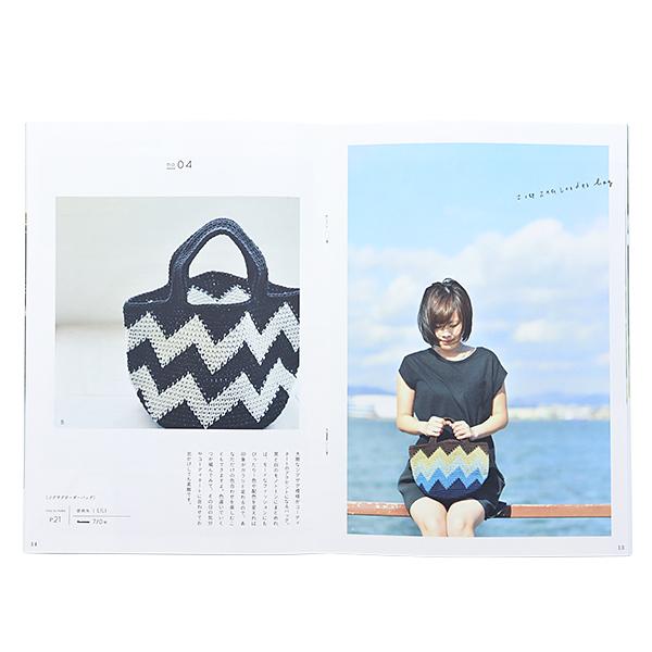 書籍 『miniブック KN13 Patterns Note (パターンノート)』 DARUMA ダルマ 横田
