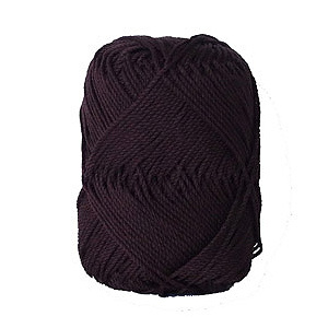 【クロバーP10】 手織り用糸 『咲きおり用 たて糸 (太) ブラウン 58-138』 Clover クロバー