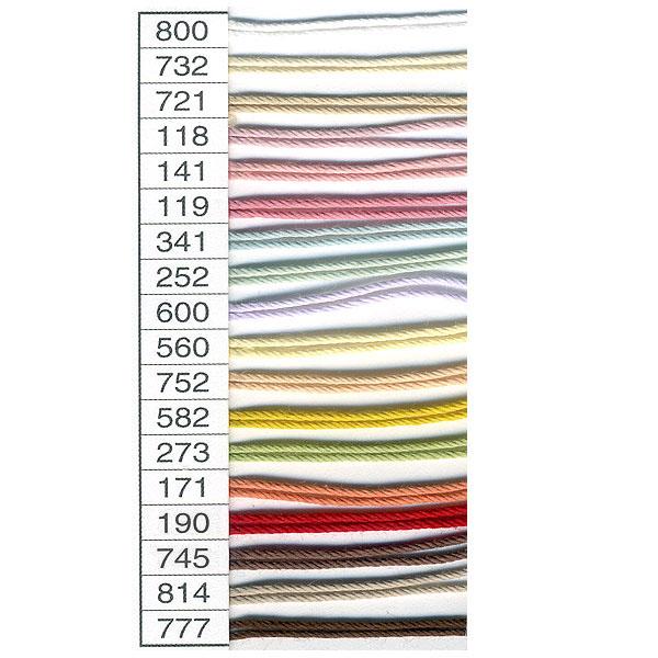 レース糸 『エミーグランデ ハーブス 800番色』 Olympus オリムパス
