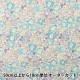 【数量5から】生地 『LIBERTY リバティプリント ナイロンオックス ミシェル ブルー 3636017-J20C』 Liberty Japan リバティジャパン【ユザワヤ限定商品】