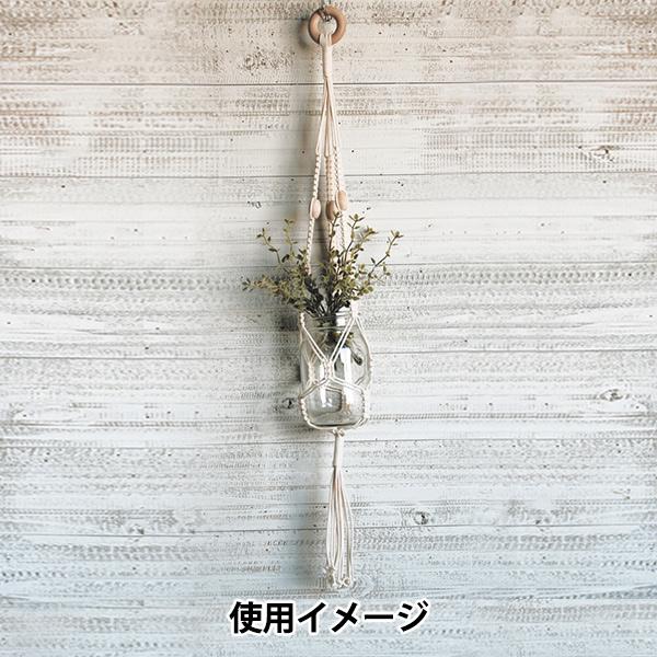 手芸キット 『DIYボトルハンギングキット 3357 コットンバージョン』 MARCHENART メルヘンアート