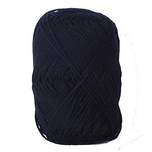 【クロバーP10】 手織り用糸 『咲きおり用 たて糸 (太) ブラック 58-139』 Clover クロバー