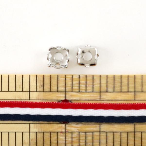 手芸金具 『#1088-SS29用 シルバー 2個入』