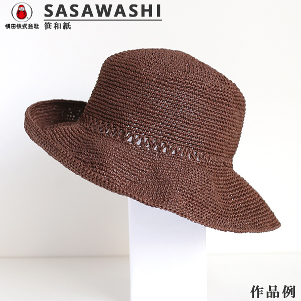 春夏毛糸 『SASAWASHI(笹和紙) 13番色』 ダルマ DARUMA 横田