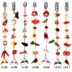 手芸キット 『下げ飾り 子の成長 LH-311』 Panami パナミ タカギ繊維
