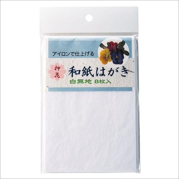 和紙はがき《白無地》/KT551