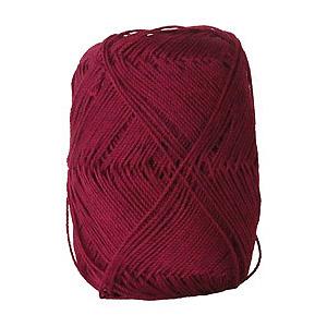 【クロバーP10】 手織り用糸 『咲きおり用 たて糸(細) ワイン 58-142』 Clover クロバー クローバー