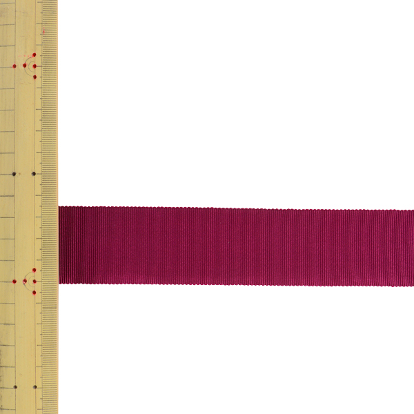 【数量5から】 リボン 『レーヨンペタシャムリボン SIC-100 幅約3.8cm 13番色』