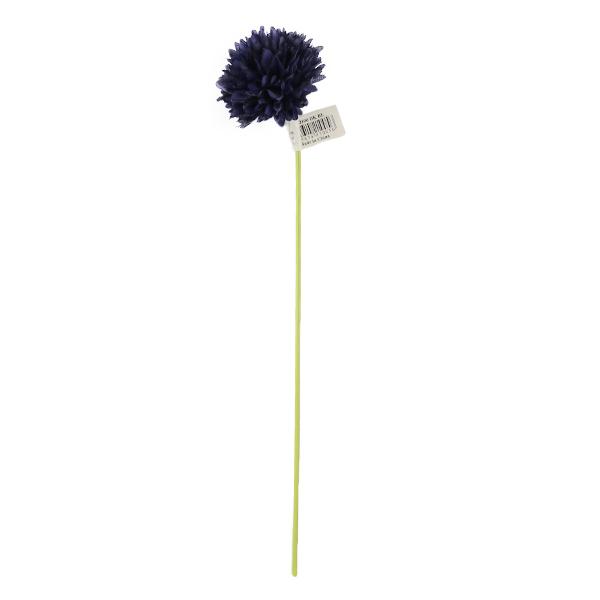 造花 シルクフラワー 『ギガンジウム ダークブルー』