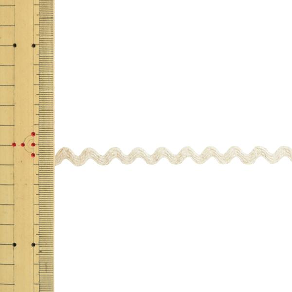 【数量5から】 手芸ブレード 『麻混山道テープ 000番色 114-52-555』