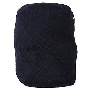 手織り用糸 『咲きおり用 たて糸 (細) ブラック 58-145』 Clover クロバー