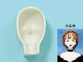 粘土用型 『顔型M 602』 日清アソシエイツ