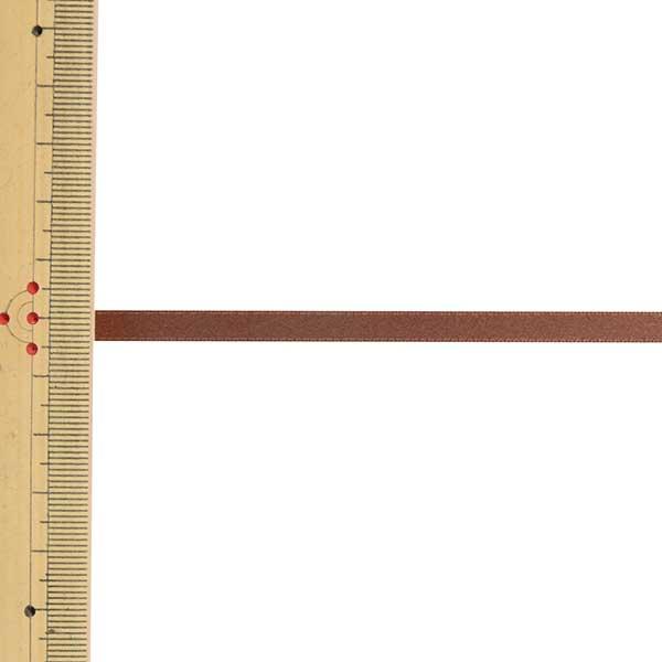 【数量5から】 リボン 『ポリエステル両面サテンリボン #3030 幅約6mm 28番色』