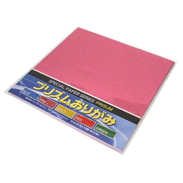 折り紙 千代紙 『特殊紙おりがみ プリズム 86117』 トーヨー