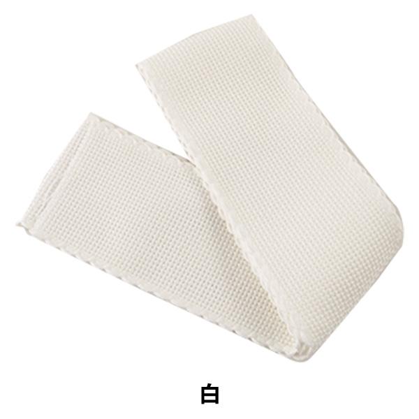 刺しゅう布 『ZWEIGART (ツバイガルト) アイーダテープ 5cm巾 1mカット 7107 1白』 Original Zweigart Handarbeits-Stoff