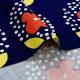 生地 『kippis (キッピス) オックス カットクロス 約50cm 花の卵A KPOK-01A』