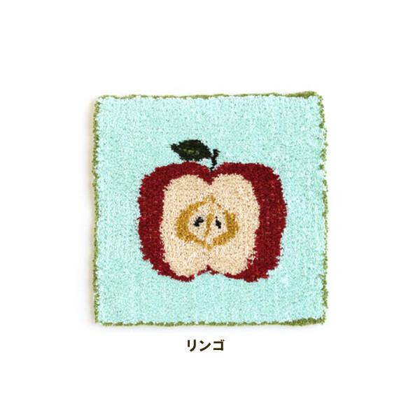 手織糸 『ダルマ 絵織糸 リンゴ 色番:0003』 DARUMA ダルマ 横田
