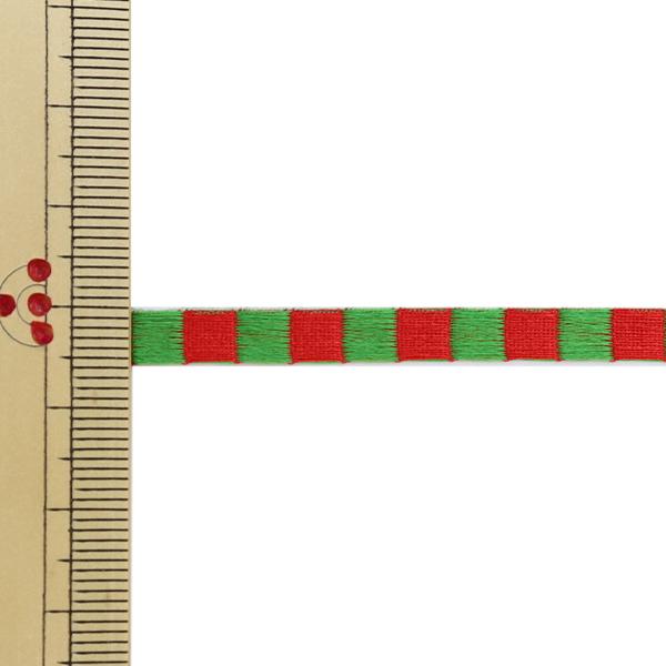 【数量5から】 リボン 『フランス製カラーコードリボン 幅約5mm 6番色 11425』