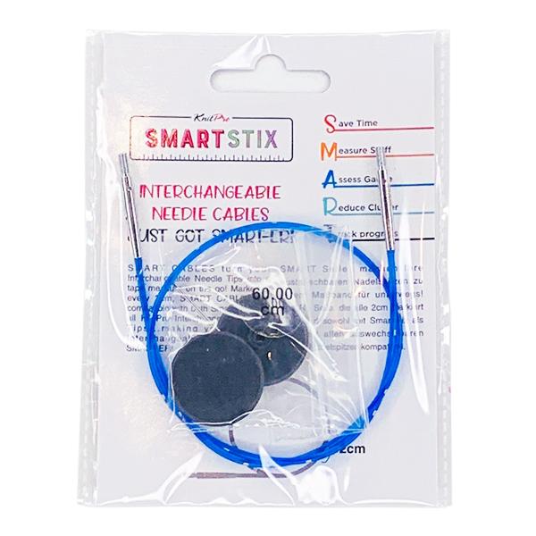 編み針 『付け替え可能輪針 スマートケーブル 60cm用』 KnitPro ニットプロ